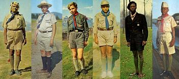 scout uniforms